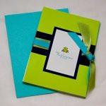 Tiny Frog Prince 1st Birthday Invitations