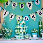 "The Frog Prince Birthday Candy Buffet – the Birthday Party ""WOW"" factor!"