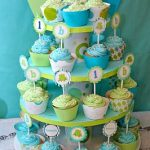 Frog Prince Cupcake Tower – it was DIY!