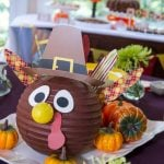 Top 10 Thanksgiving Kid Tables