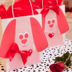 "Valentine's Day ""Doggie"" Bags for Gift Giving"