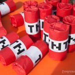Minecraft Party Favor DIY – TNT!
