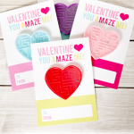 Non-Candy Valentines for the Classroom – Free Printable!