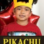 Pikachu Ears Pokemon Party Activity
