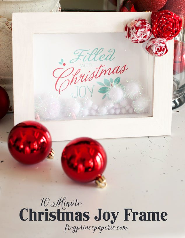 10-Minute-Christmas-Joy-Frame