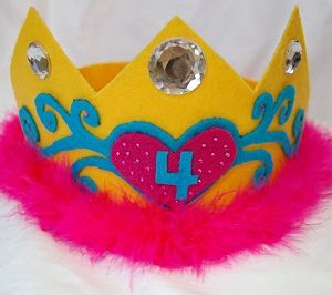 The Birthday Crown: The DIY and How-To Tutorial