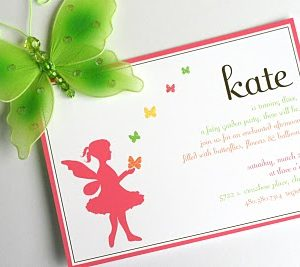 Real Parties: Kate's Fairy Garden Party