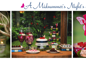 A Midsummers Night Dream Fairy Party