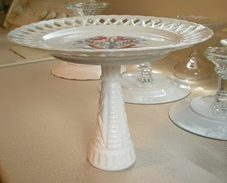 Desiree ... & Cake Stands: DIY Tutorials - Frog Prince Paperie