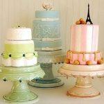 Cake Stands: DIY Tutorials