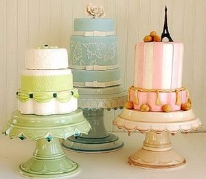 Cake Stands: DIY Tutorials