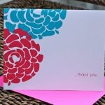 Finds: Modern Notecards by dodeline design