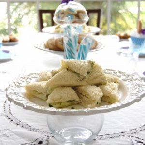 Knights and Princesses Tea Party: The Recipes