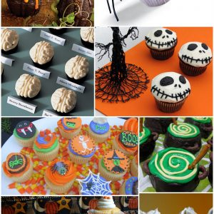 Halloween Day 23: All Things Cupcake!