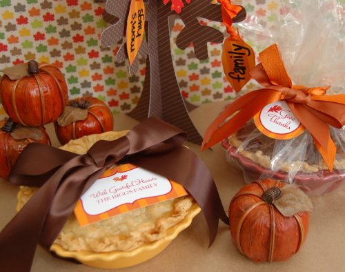 customized thanksgiving gift cards