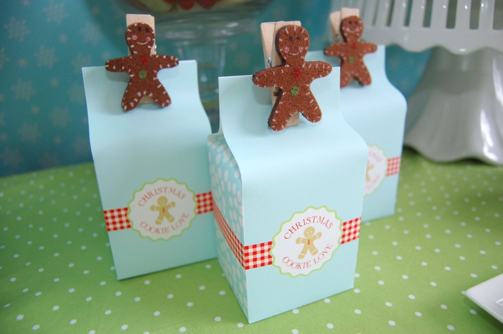 New to Shop!} Gingerbread Christmas Cookie LoveFrog Prince Paperie