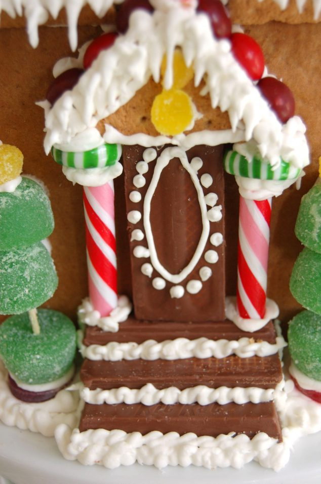 Gingerbread House Lessons Learned Frog Prince Paperie