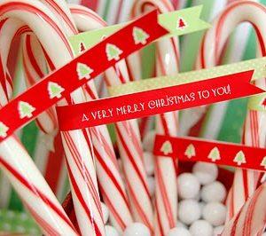 Project Secret Santa Free Christmas Printables