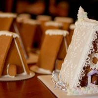 Sweet Edible Gingerbread House Cement: Royal Icing