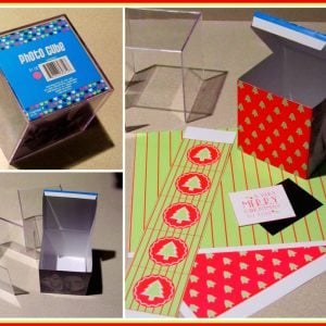 {Tutorial} Gift Card Wrapping – Superchick Style