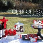 The Queen of Hearts Valentines Day Romantic Dinner