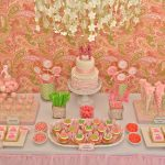 Pretty and Paisley 1st Birthday Party