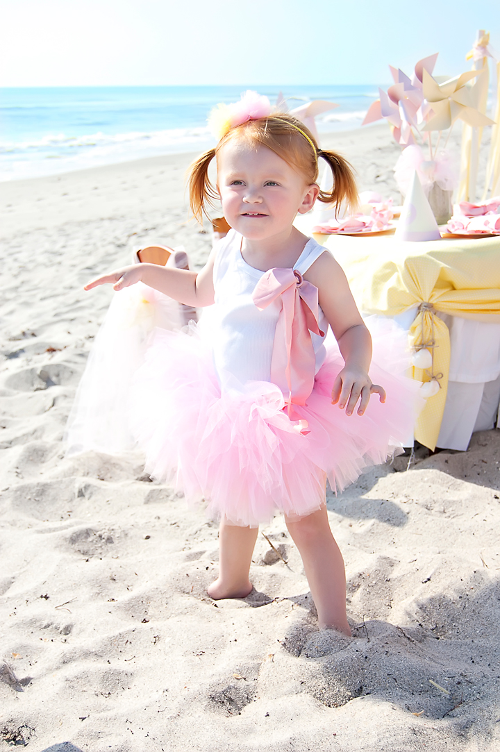 A Beach Baby Birthday
