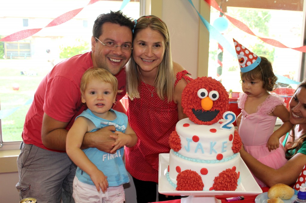 Happy 2nd Birthday Jake And Congrats On A Wonderful Job Cecelia
