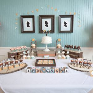 Building a Better Dessert Table Backdrop