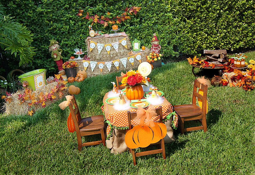 Harvest Festival Cake Decorations