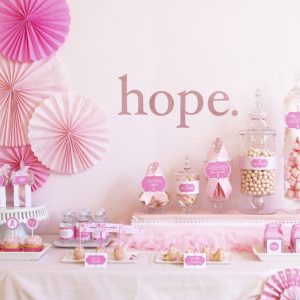 Hope for a Cure – Breast Cancer Awareness Month