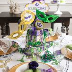 Mardi Gras Party – A Little Dinner Celebration!