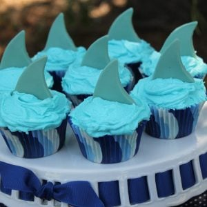 {Real Party} SHARKS!
