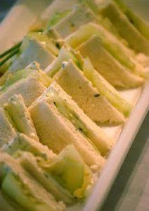 Cool as a Cucumber Sandwich Recipe