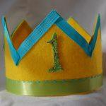 Big Man Frog Prince Birthday Crown Tutorial
