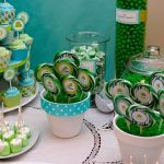 """The Frog Prince Birthday Candy Buffet – the Birthday Party """"WOW"""" factor!"""