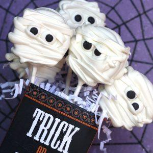 Halloween Day 16: Haunted Oreo Cookie Creations