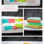 DIY Party Favors: Matchbook Notes