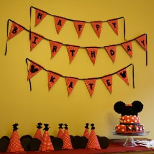 Real Parties: Minnie Mouse Party