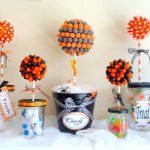 Halloween Day 5: Candy Topiaries