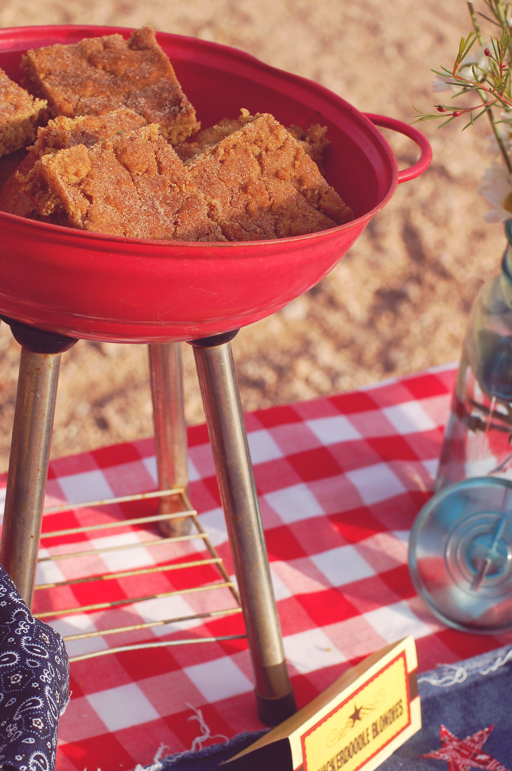 Gold Rush Barbecue A Rustic Bbq Party With Style Frog