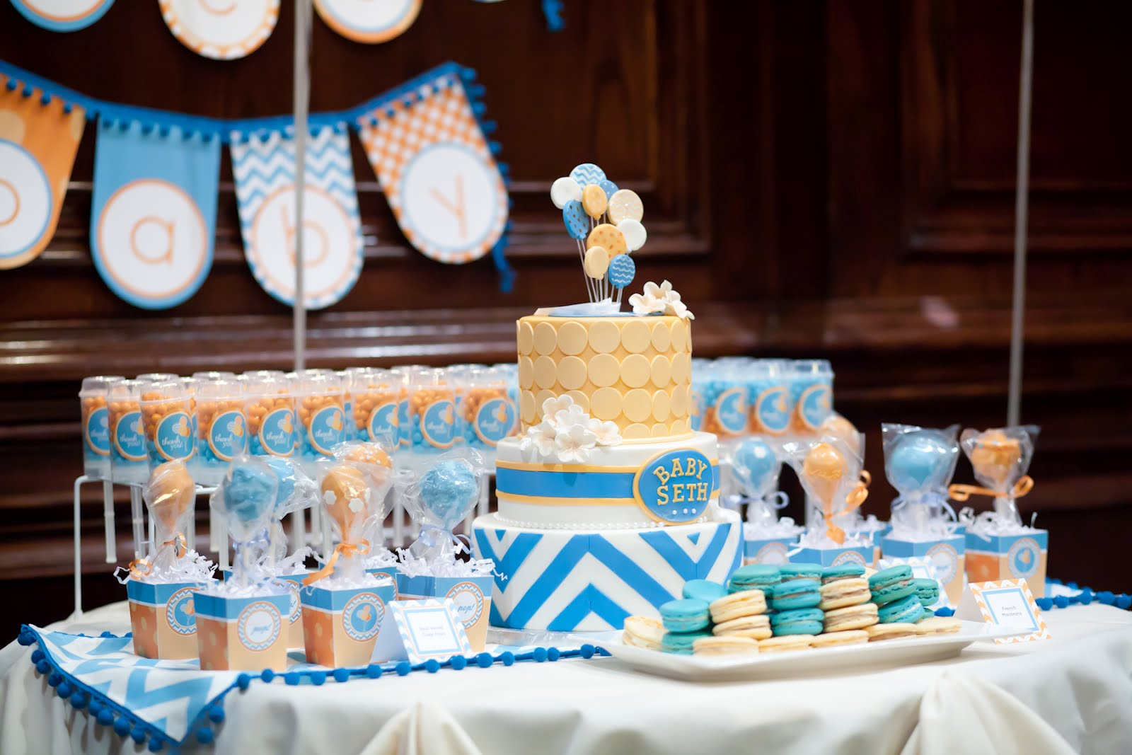 Fabulous Baby Shower Dessert Table 1600 x 1067 · 170 kB · jpeg