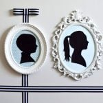 Silhouettes – A Simple DIY