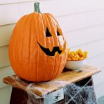 Halloween Day 29: Recipe for an Informal Pumpkin Carving Party