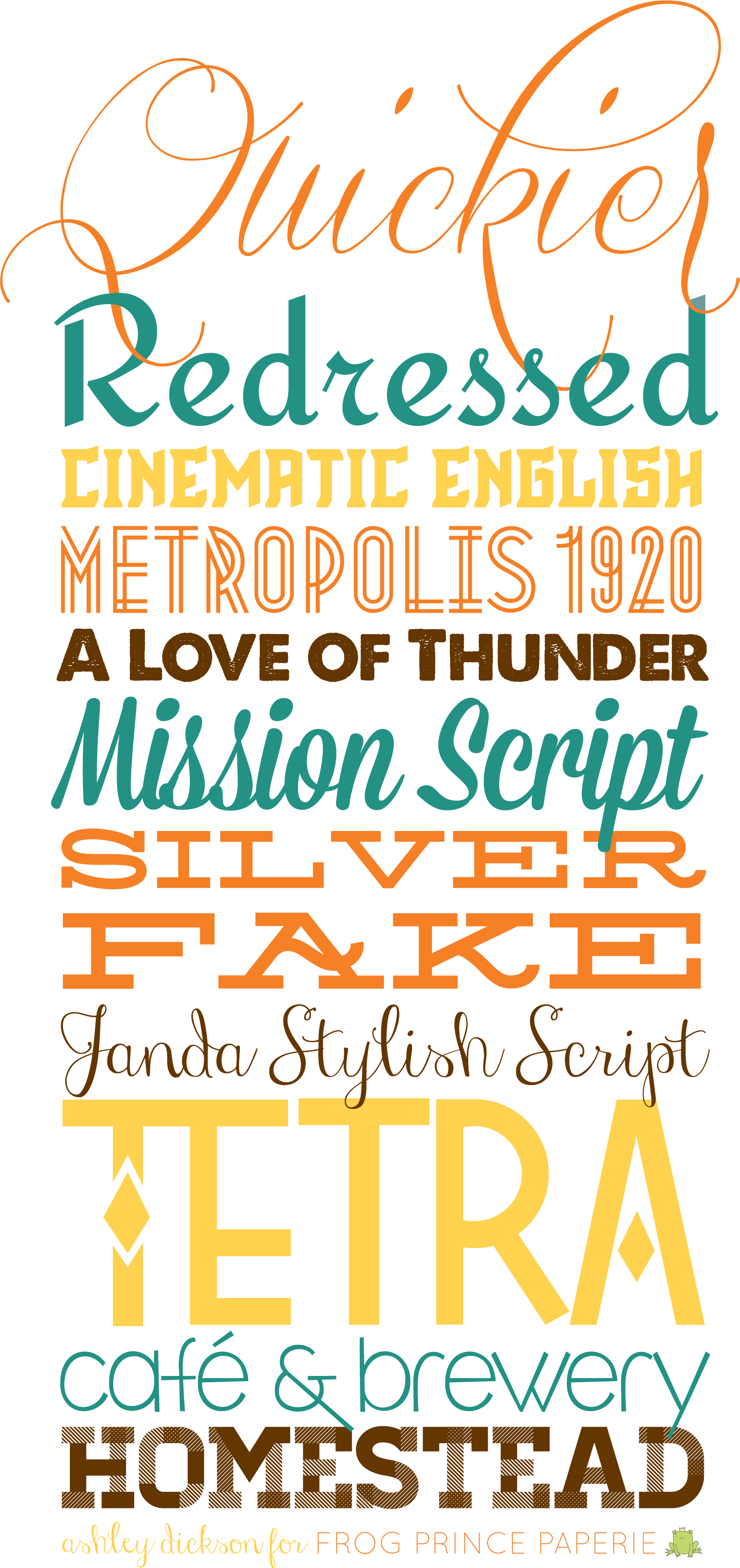 Free typography fonts for mac