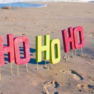 Holiday Christmas Photo Prop Tutorial