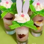 Easter Lemon Raspberry Trifles
