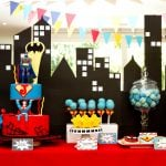 Superhero Party {Real Party}