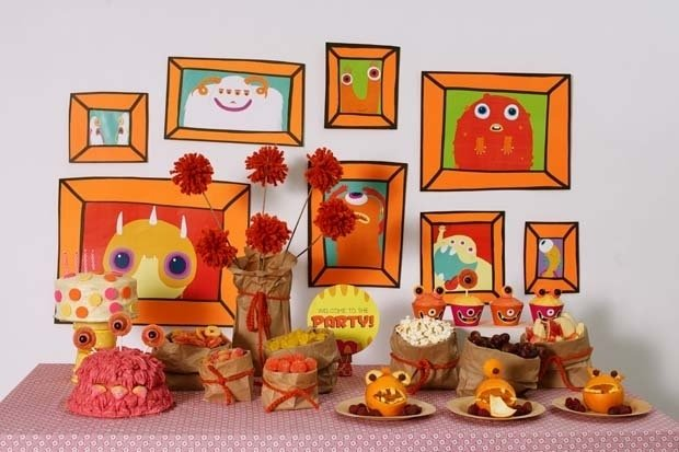 monster_first_birthday_party_dessert_table