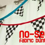 No-Sew Banner Bunting {Tutorial}